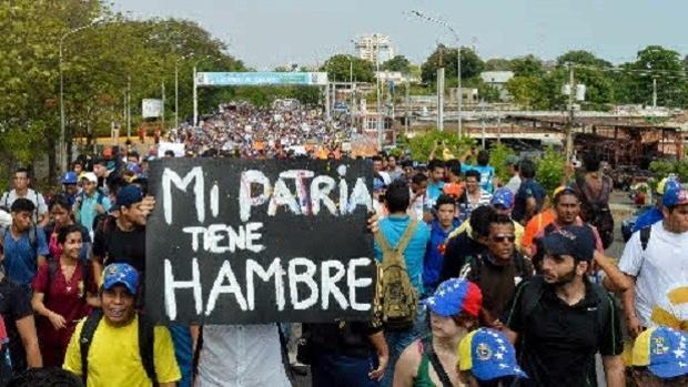 Venezuela tiene un 82% de hogares en la pobreza, según una encuesta