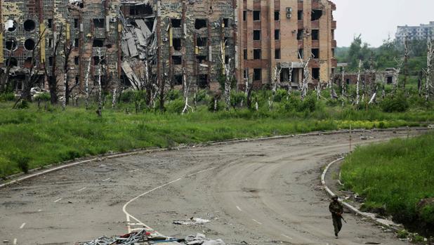 Putin da un primer paso hacia el reconocimiento de Lugansk y Donetsk