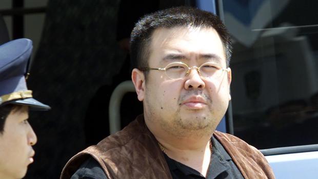 El asesinado Kim Jong-nam, en una imagen de 2001 en el aeropuerto de Tokio