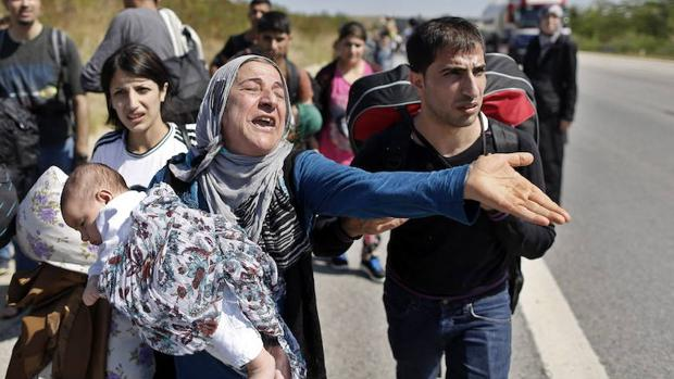 Refugiados que venden sus órganos para seguir adelante