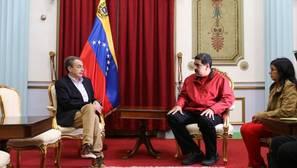 Zapatero visita a Maduro a los pocos días de la enésima andanada de insultos a Rajoy