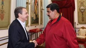 José Luis Rodríguez Zapatero se reúne con Maduro para reactivar el diálogo en Venezuela