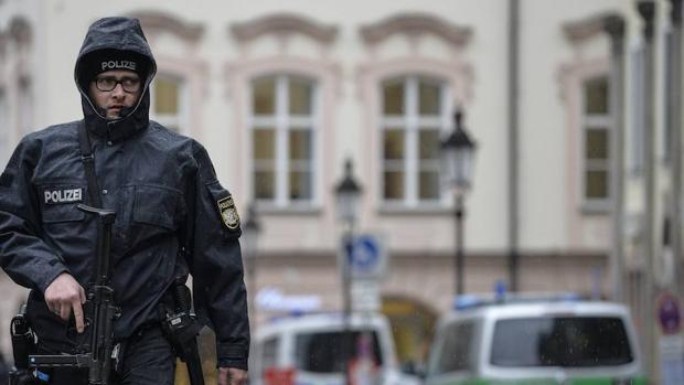 La Policía alemana investiga un posible ataque en un centro de formación profesional en el Sarre
