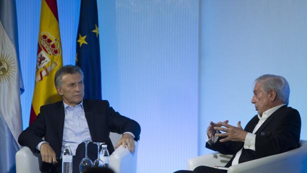 Mauricio Macri sobre Venezuela: «El populismo con dinero es difícil»