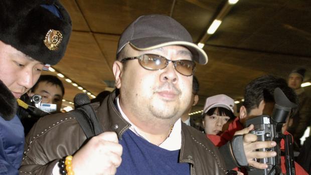 El hermanastro de Kim Jong Un fue asesinado con un químico considerado como arma de destrucción masiva