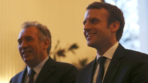 Macron propone un programa económico liberal sin fisuras