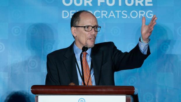 Los demócratas eligen líder del partido a un hispano afín a Obama