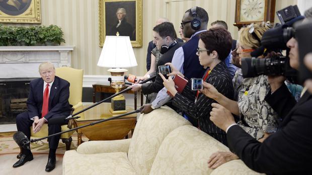 Donald Trump no irá a la cena de corresponsales de la Casa Blanca