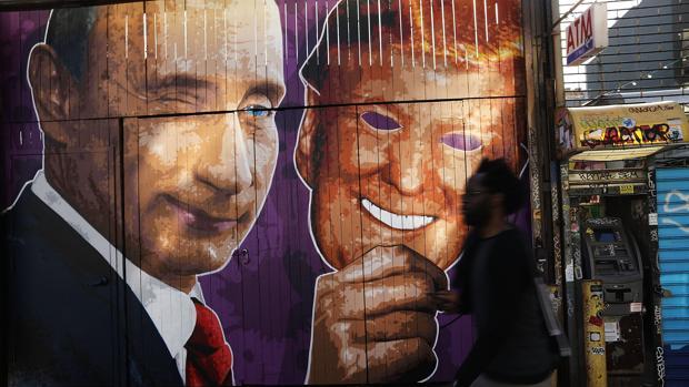 El delicado equilibrio de la aparente «luna de miel» entre Trump y Putin