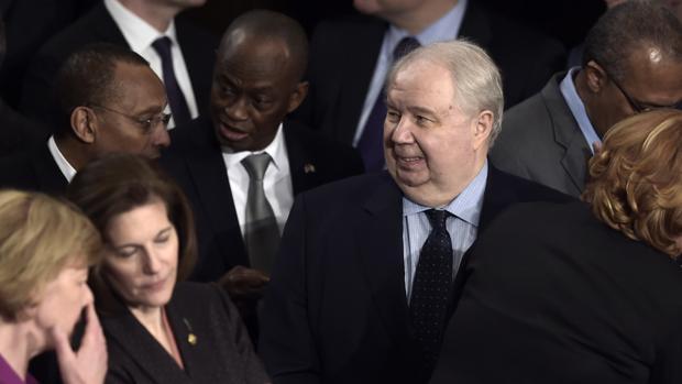 Quién es Sergey Kislyak, el embajador ruso con el que «todos» han hablado