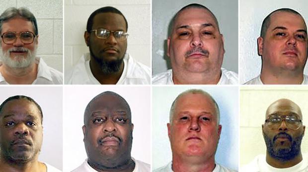 Arkansas ejecutará a ocho presos en 10 días porque caduca un componente de las inyecciones letales
