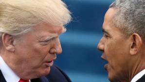 Obama niega que ordenase pinchar el teléfono de Trump