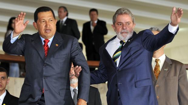 Lula usó a Odebrecht como Chávez a PDVSA
