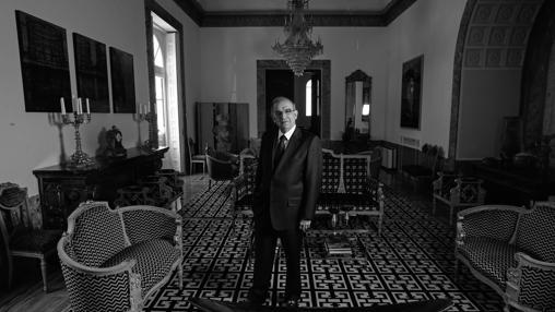 Humberto de la Calle, en la Embajada de Colombia en Madrid