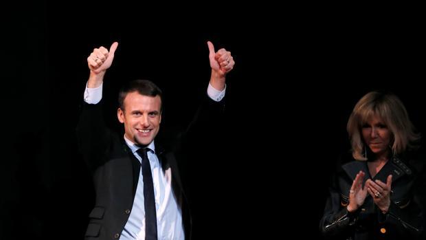 Hemeroteca: Macron supera a Le Pen en primera vuelta, según los últimos sondeos   Autor del artículo: Finanzas.com