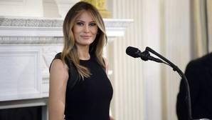 Melania Trump ya es más popular que su marido