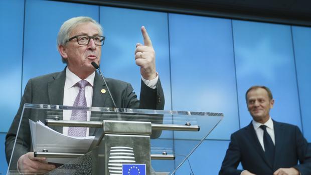 Hemeroteca: Juncker asegura que la UE a varias velocidades no será un 'telón de acero'   Autor del artículo: Finanzas.com