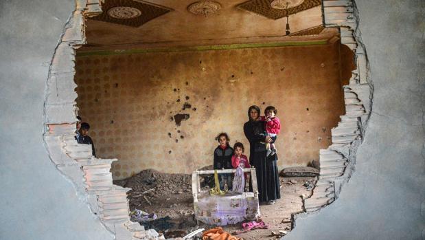 Hemeroteca: La ONU acusa a Ankara de «graves violaciones» en la región kurda | Autor del artículo: Finanzas.com