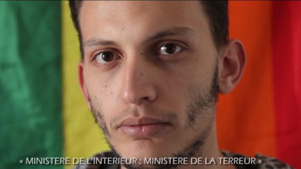 Captura del corto-documental de Shams que denuncia la situación de los homosexuales en Túnez