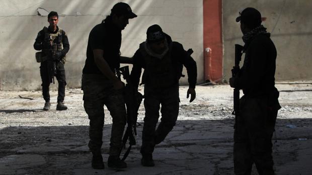 Hemeroteca: Las fuerzas de Irak toman un barrio cercano a la Ciudad Vieja de Mosul   Autor del artículo: Finanzas.com