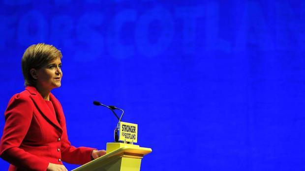 Hemeroteca: Escocia plantea un nuevo referéndum de independencia para otoño de 2018   Autor del artículo: Finanzas.com