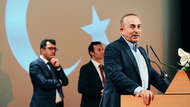 Turquía carga contra los líderes de la Unión Europea por su apoyo a Holanda