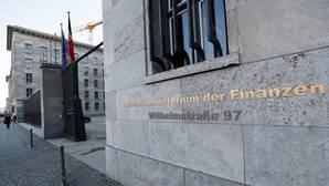 La Policía alemana detecta un paquete explosivo en el ministerio de Finanzas