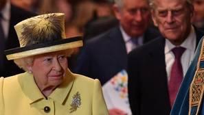 La reina Isabel II sanciona la ley del Brexit