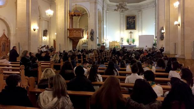 La Iglesia Latina de Alepo