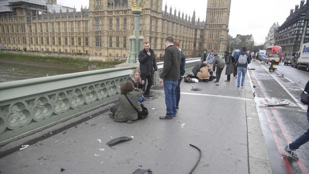 Resultado de imagen para atentado en londres