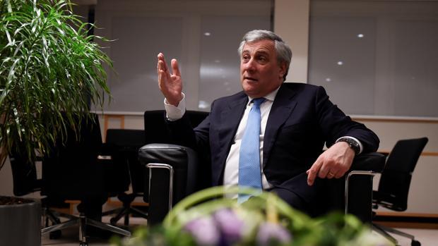 Antonio Tajani: «España será protagonista de Europa tras el Brexit»
