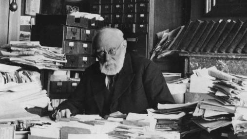 Paul Otlet, padre de la Documentación y precursor de la World Wide Web, fue un internacionalista que impulsó la idea de una Unión Europea en los años 30