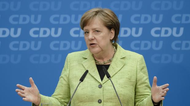 Merkel, tras la victoria en El Sarre: «Los votantes quieren centro y estabilidad»