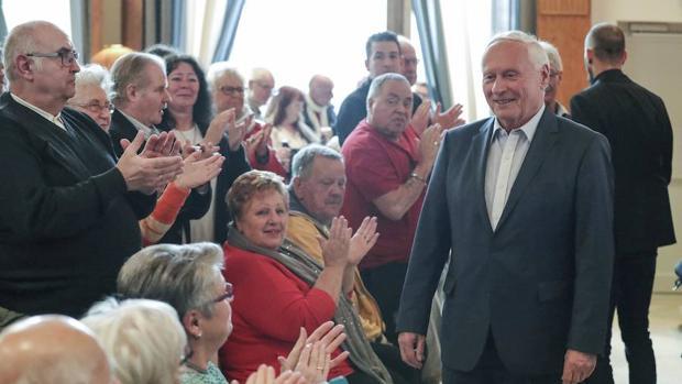 Lafontaine, el izquierdista con el que coquetea el SPD