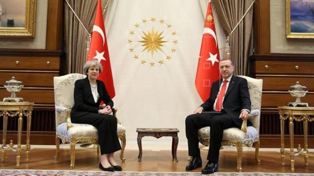 Las relaciones Reino Unido-Turquía marcan el inicio de un Reino Unido post-Brexit