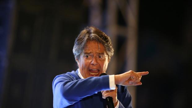 La agresión al candidato opositor eleva la tensión antes de las elecciones en Ecuador