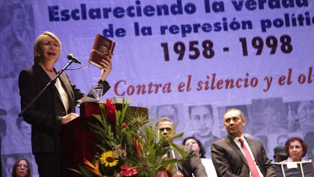 La fiscal General de la República, Luisa Ortega Díaz