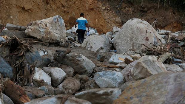 La muerte y la tragedia se ensañan con Colombia