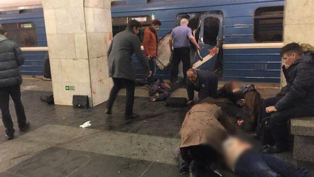 El maquinista del metro de san petersburgo evit la muerte - La maquinista metro ...