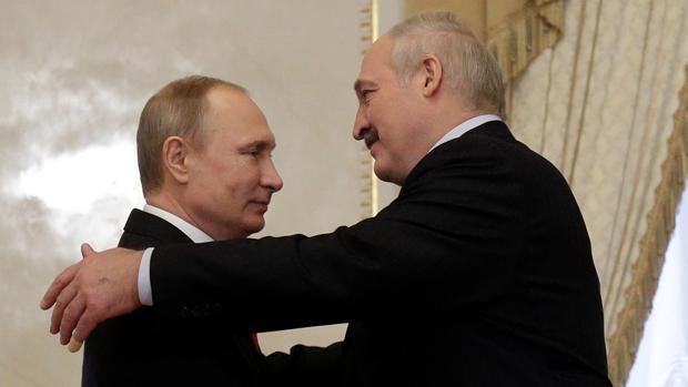 El ataque de San Petersburgo propicia la reconciliación de Rusia y Bielorrusia