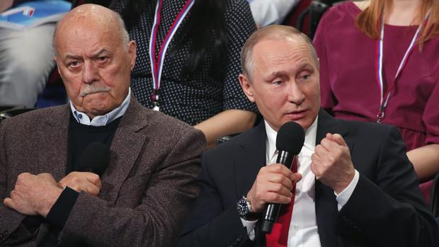 Putin no descarta que las explosiones en San Petersburgo sean un ataque terrorista
