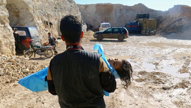 El ataque químico en Siria reabre el enfrentamiento entre EE.UU. y Rusia