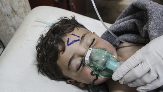 Proponen una resolución ante la ONU por el supuesto ataque químico en Siria