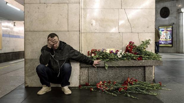 Seis detenidos en San Petersburgo en el marco de la investigación por el atentado
