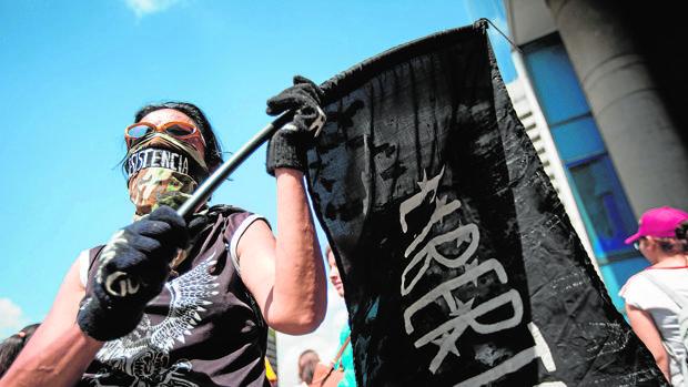 Hemeroteca: Marchas en Venezuela para pedir la destitución del Supremo | Autor del artículo: Finanzas.com
