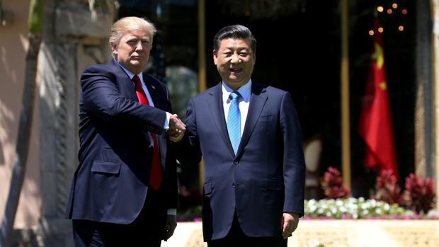Trump y Xi hacen votos de «confianza» en Florida para mejorar sus relaciones