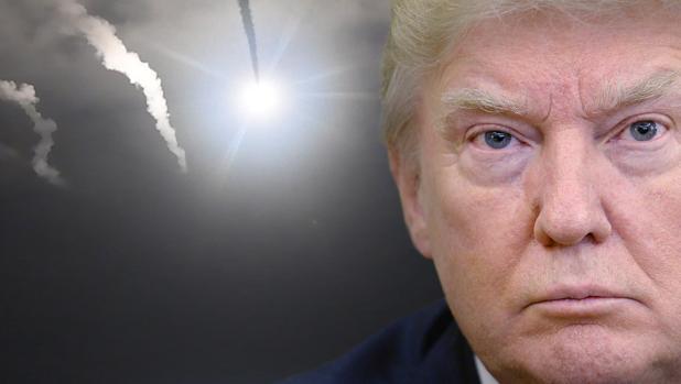 Loca semana de Trump: aparta a Bannon y bombardea la base aérea de Assad del ataque químico