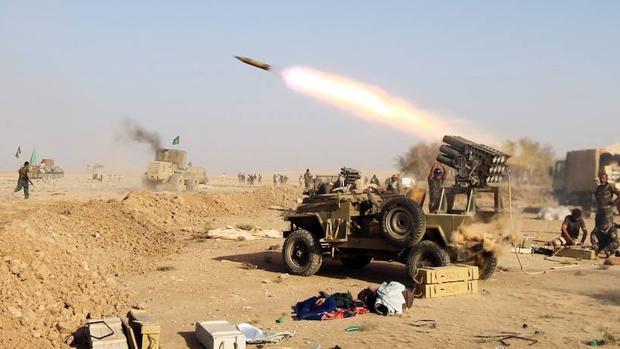 Mueren al menos 32 milicianos de Daesh tras un bombardeo de la coalición sobre Mosul