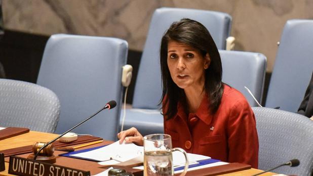 Estados Unidos amenaza con tomar medidas para que Al Assad abandone el poder en Siria
