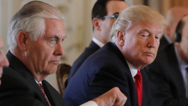 EE.UU. «podría pensar en nuevas conversaciones» con Corea del Norte si pone fin a pruebas nucleares
